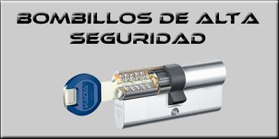 Bombillos de Alta Seguridad para puertas