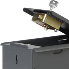 Serie cashbox - llave de gorjas