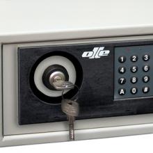 Serie Standard electrónica y llave de puntos