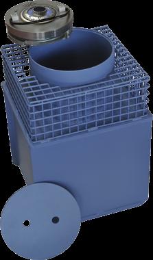 Serie CFC – Caja Fuerte de suelo